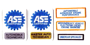 ASE Certified | Sierra Service Center image #2